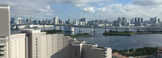 grand pacific le daiba tokyo reviews
