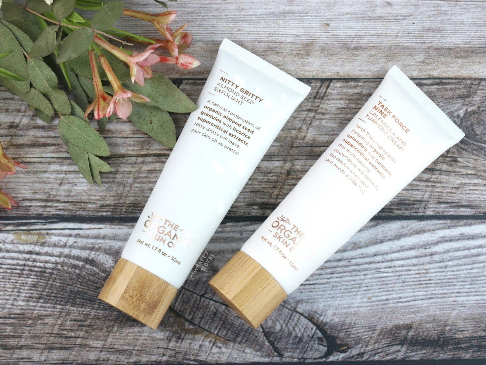 the organic skin co reviews