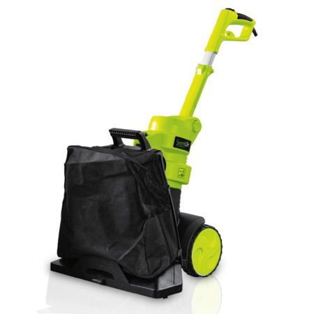 electric garden blower vacuum review
