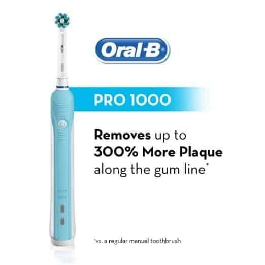 oral b pro 1000 review