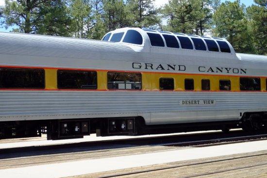 aaa grand canyon railway reviews