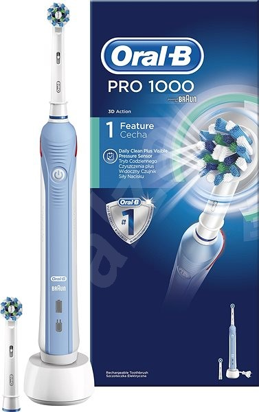 oral b pro 1000 review
