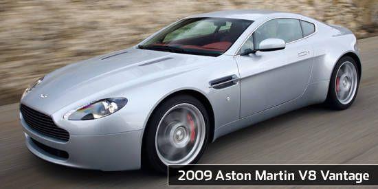 2009 aston martin vantage review