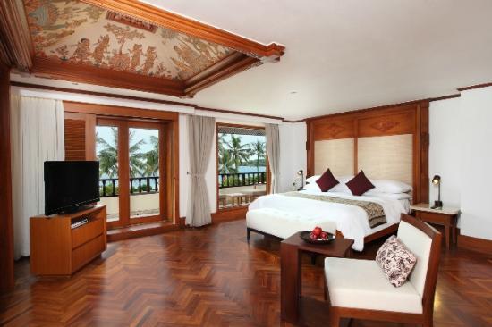 nusa dua beach hotel reviews