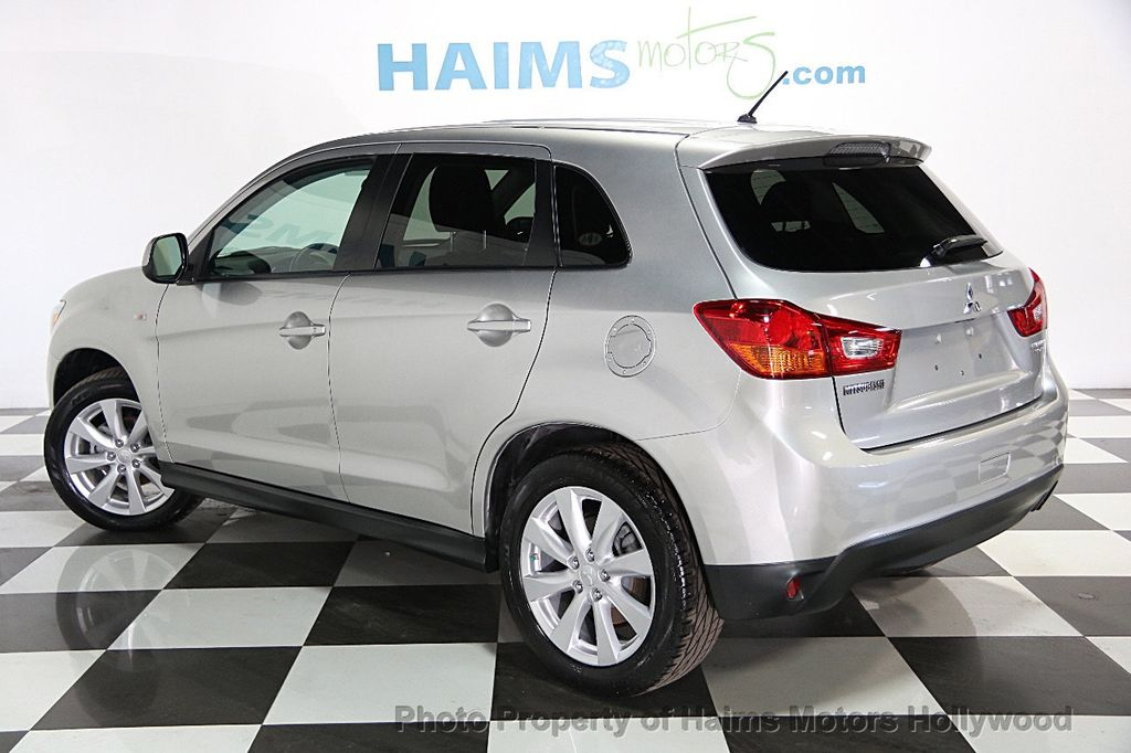 2014 mitsubishi outlander sport es review