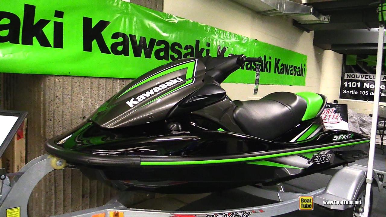 2017 kawasaki stx 15f review