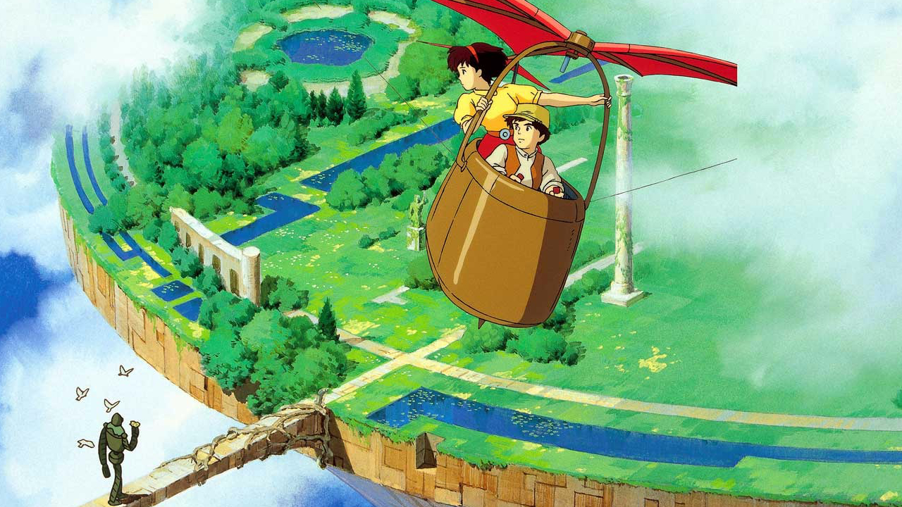 castle in the sky reviews