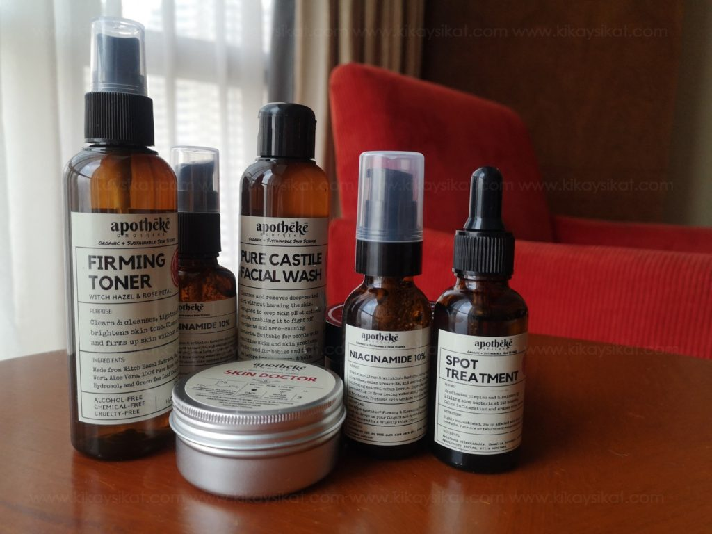 it works skin care line reviews