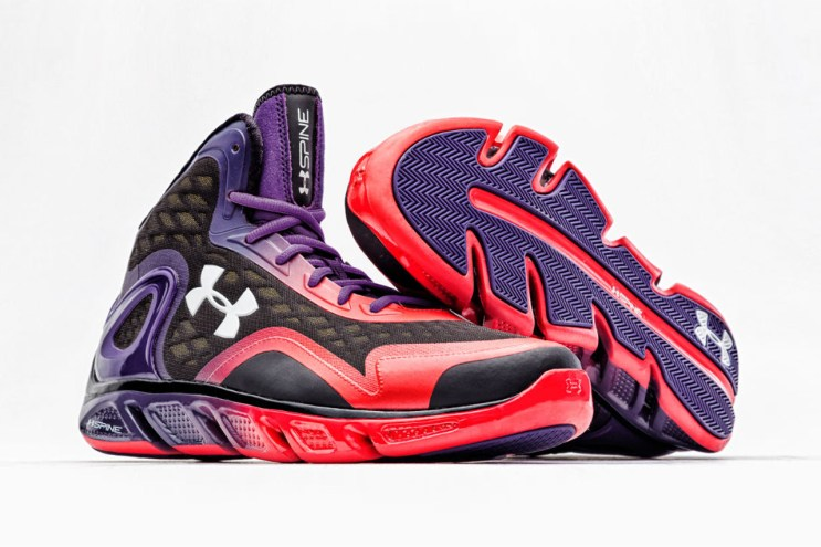 under armour charge bb review