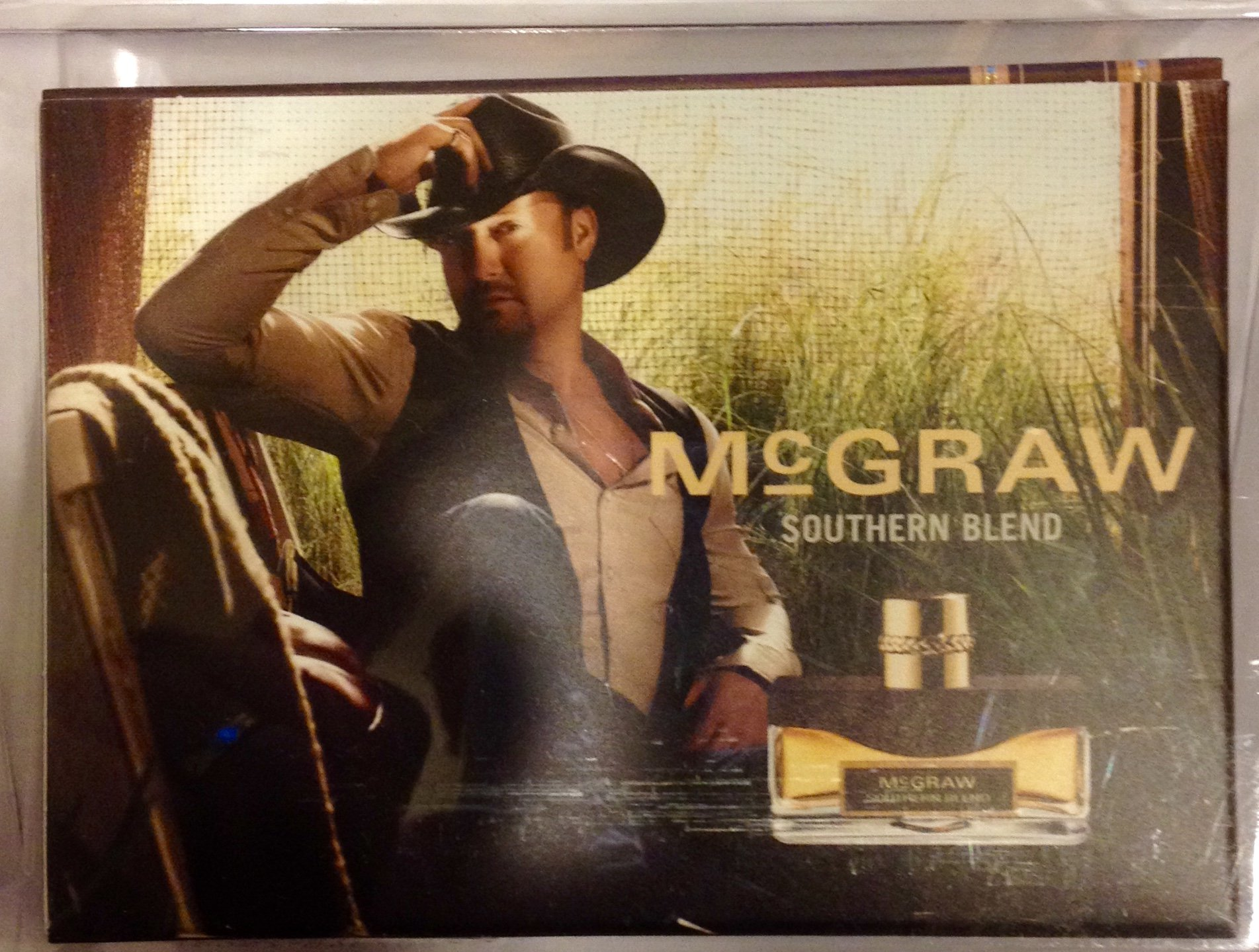 tim mcgraw southern blend review