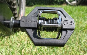 crank brothers egg beater pedals review