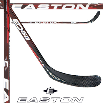 easton synergy eq50 stick review