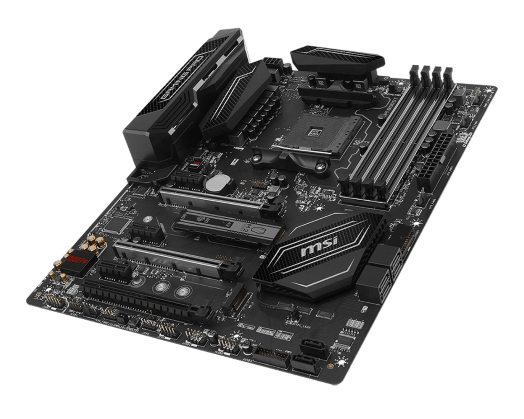 msi x370 gaming pro carbon review