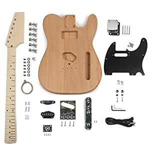stewmac electric guitar kit review