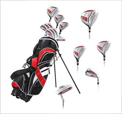 aspire x1 ladies golf clubs reviews