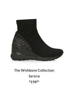 the wishbone collection shoes review