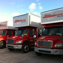 nationwide van lines reviews bbb
