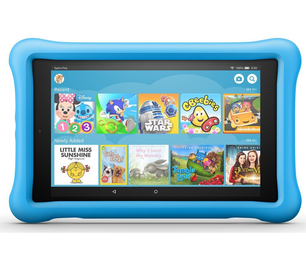 fire hd 8 kids edition review