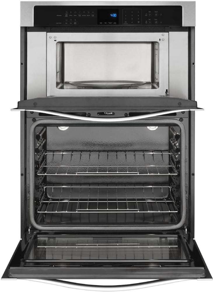 whirlpool steam clean oven review