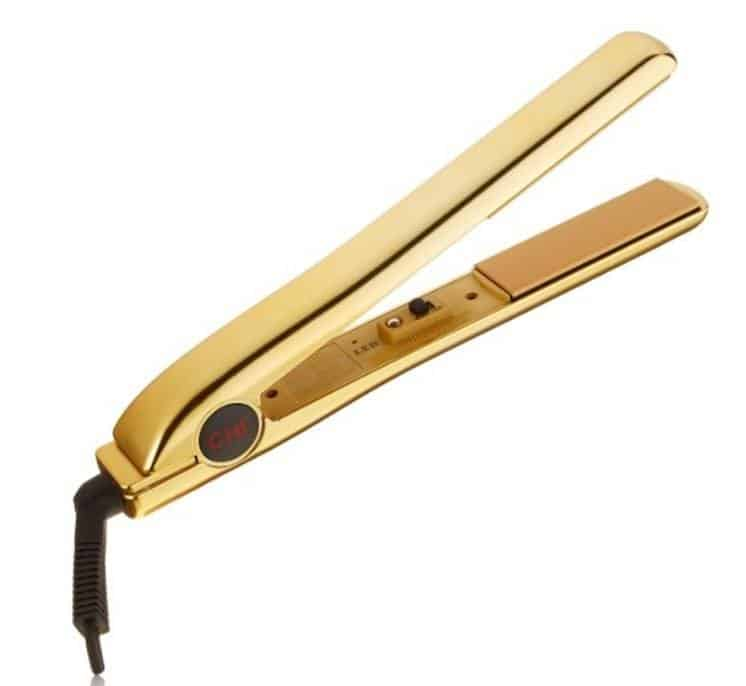 inf professional flat iron review