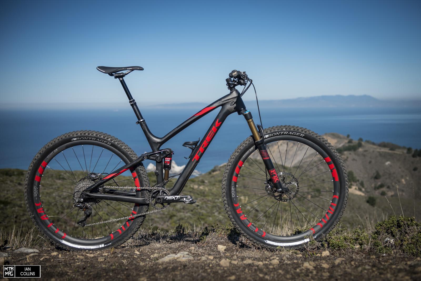 trek fuel ex 9.9 review