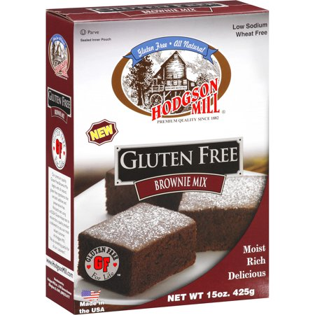 gluten free brownie mix reviews