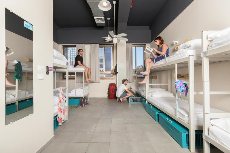 abraham hostel tel aviv reviews