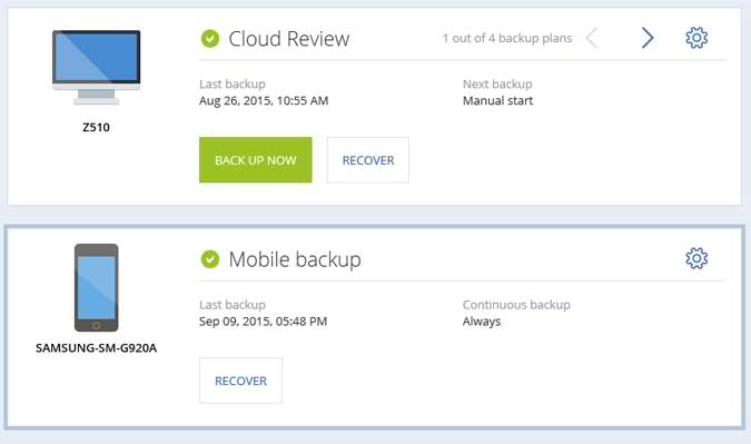 acronis true image cloud review
