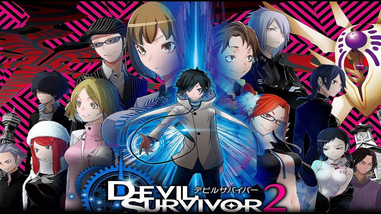 devil survivor 2 ds review