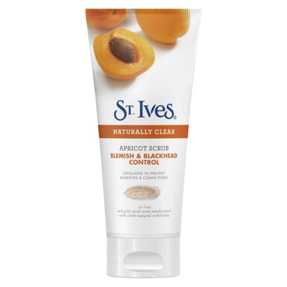 st ives apricot scrub reviews blemish and blackhead control reviews