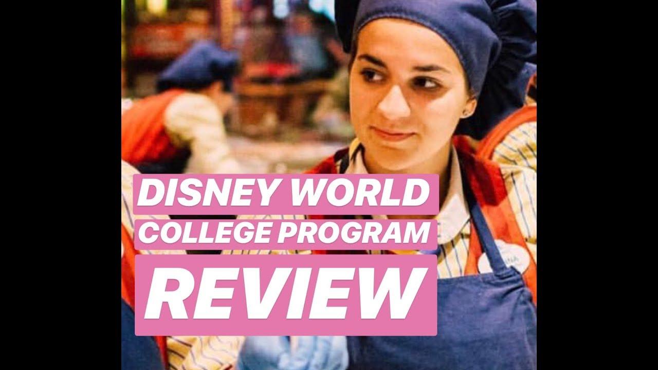 walt disney college program reviews