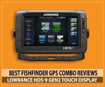 lowrance gps fishfinder combo reviews