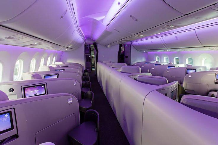 air new zealand first class review