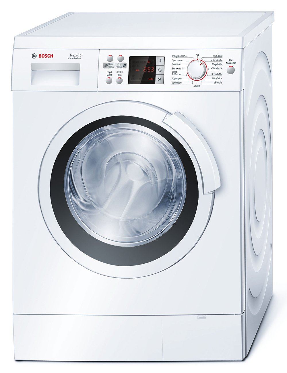 bosch front load washer reviews
