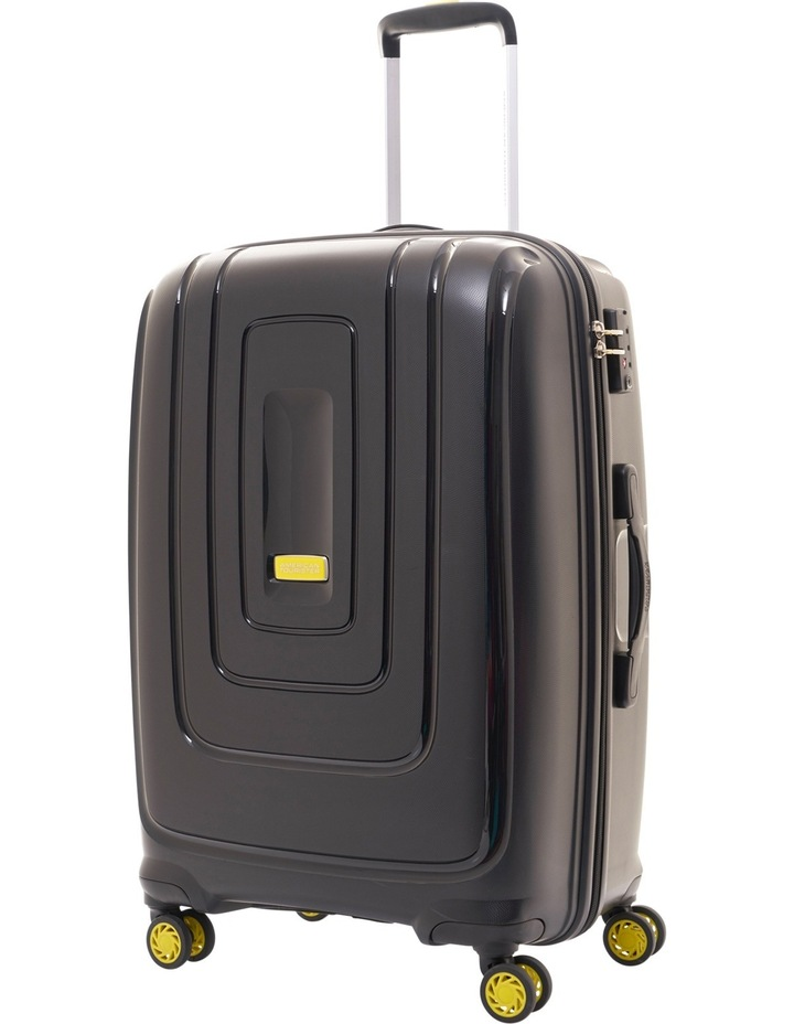 american tourister lightrax spinner review