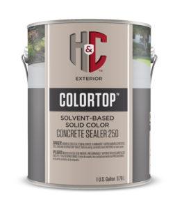 h & c concrete sealer solvent based reviews