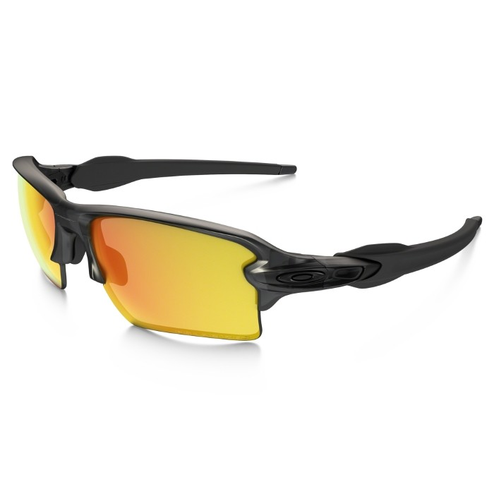 oakley fire iridium lens review