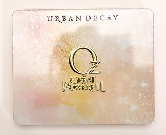 urban decay glinda palette review