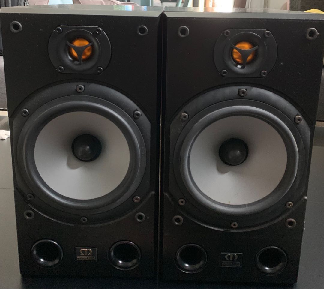 monitor audio bronze br2 review