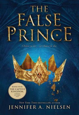the false prince book review