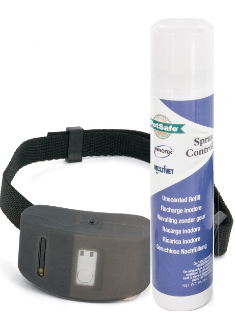 anti bark spray collar reviews