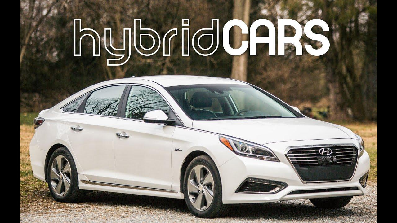 2016 hyundai sonata plug in hybrid review