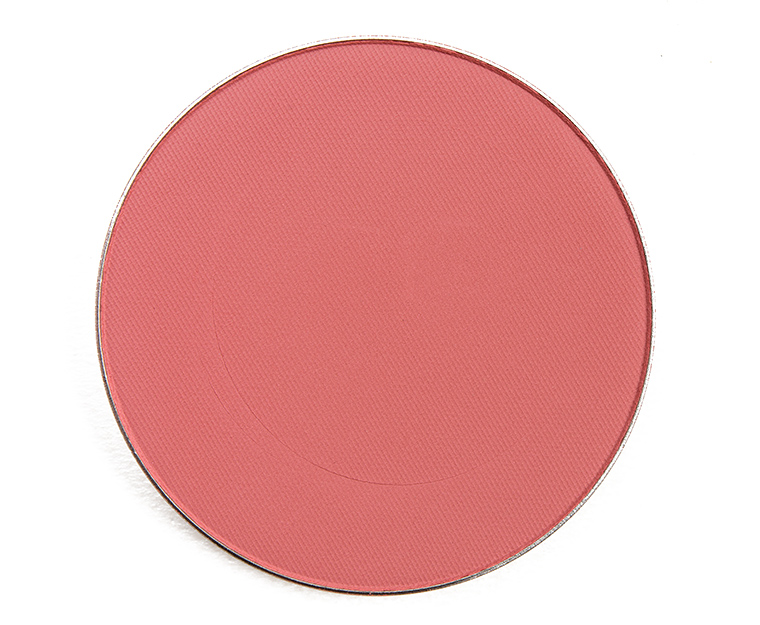 mac pinch me blush review