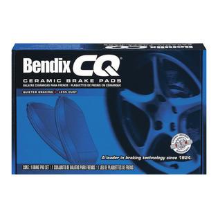 bendix cq brake pads review