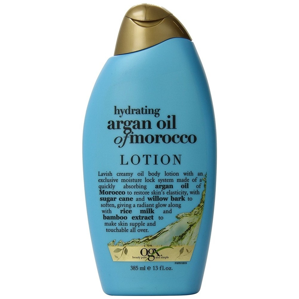 organix hydrating moroccan argan oil dry body oil review
