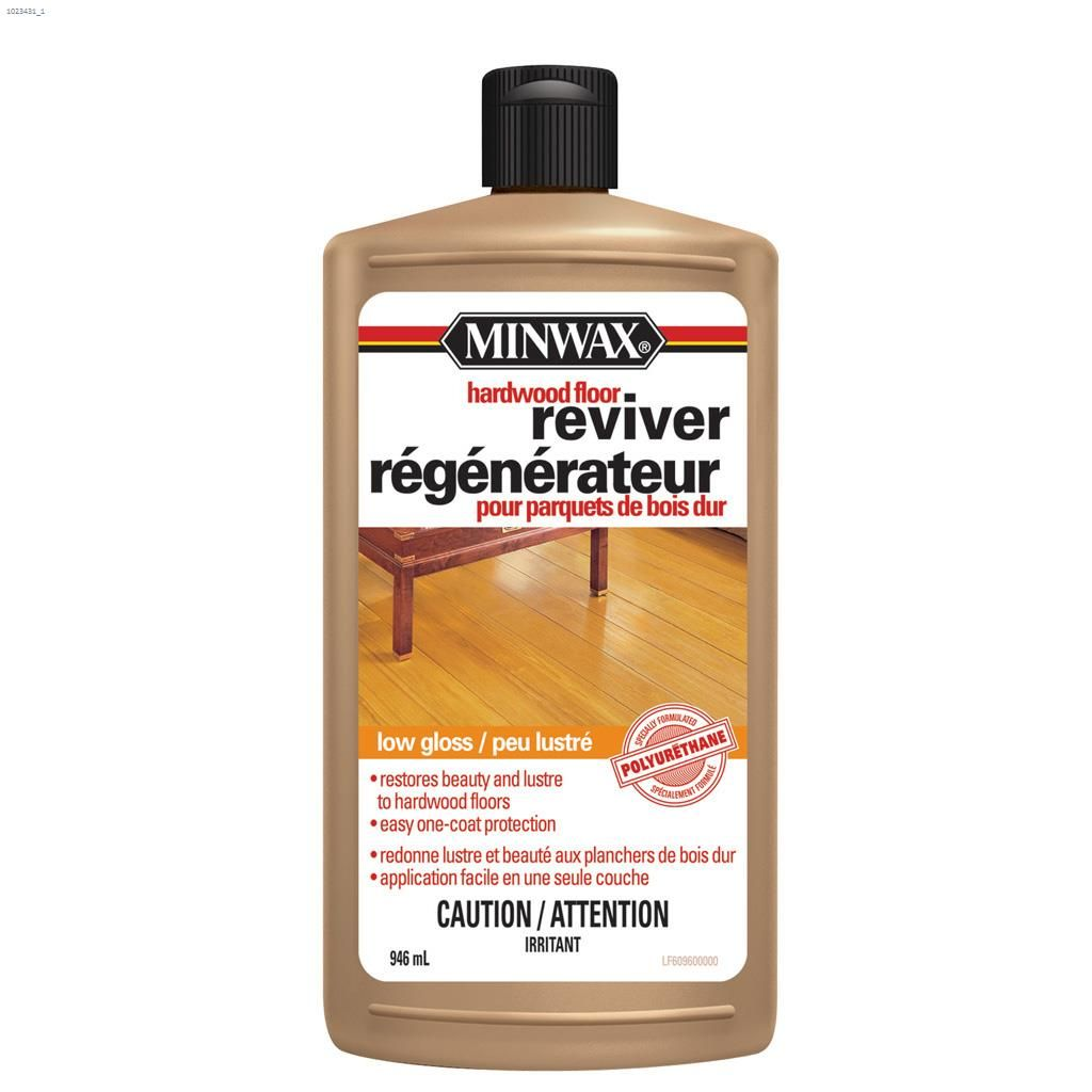 minwax hardwood floor reviver review