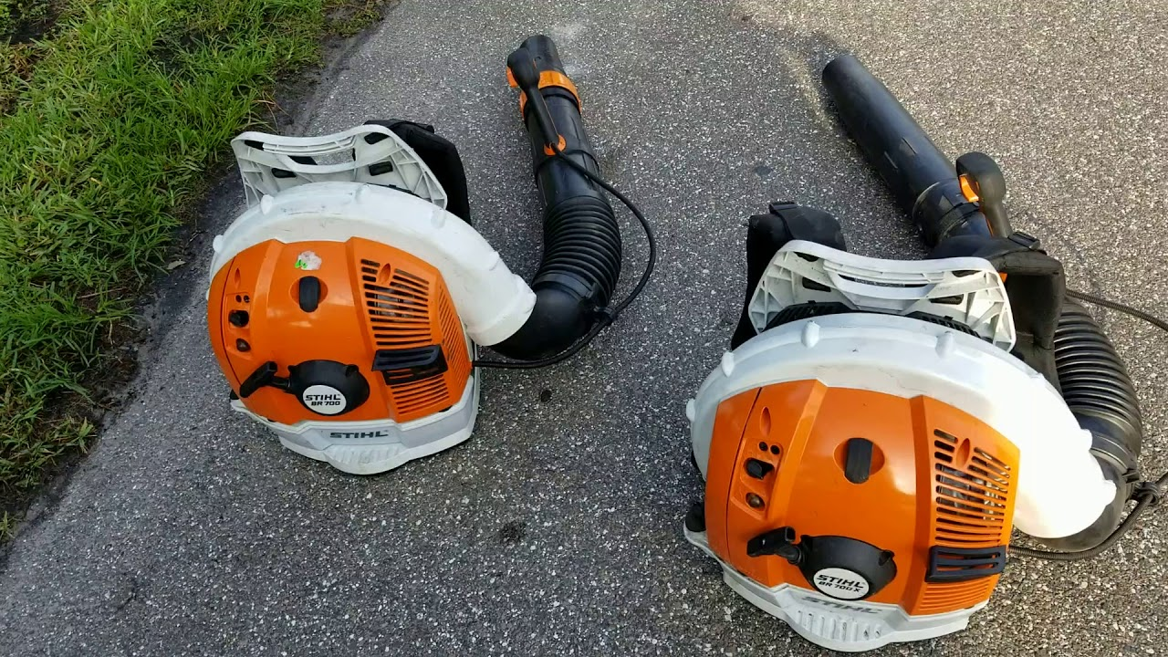 stihl br400 backpack blower reviews
