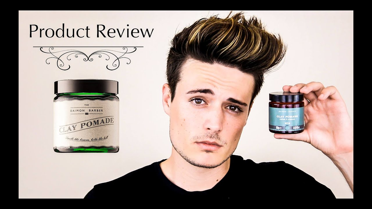 daimon barber texture clay review