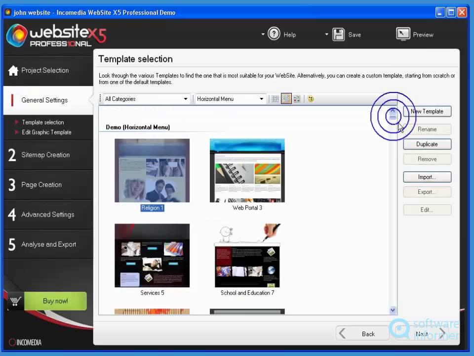 website x5 start 13 review