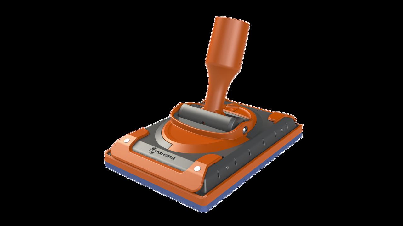 full circle dustless sanding system review